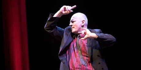 Ben Haggarty Retells 'The Man in the Moone' tickets