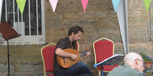 The Story of Huntly House by Lute