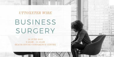 Uttoxeter WiRE (a Women's Networking group) - Business Surgery