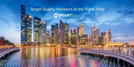 SMART INVESTMENT & INTERNATIONAL PROPERTY EXPO Singapore – 5-6 October 2019 tickets