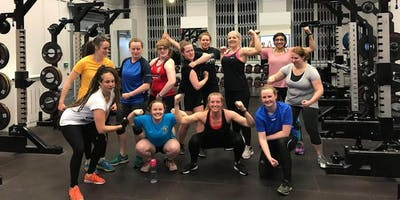 Powerbelle - Women Who Lift. July Continuation Programme