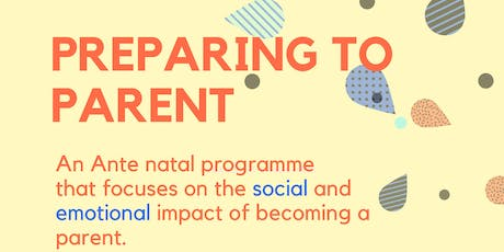 Preparing to Parent- Antenatal Class tickets