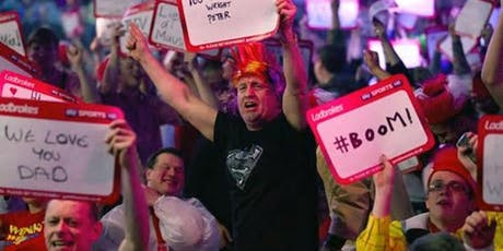 SYDNEY DARTS World Champion Challenge! tickets