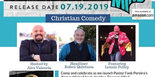 Christian Comedy Show, Dinner & Book Release