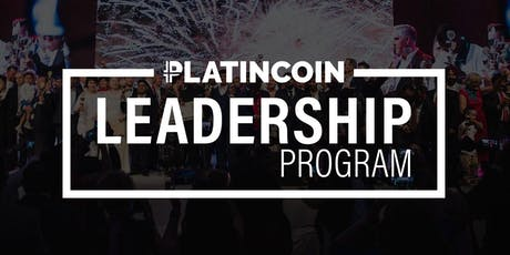 PLATINCOIN 2019 - LEADERSHIP PROGRAM Tickets