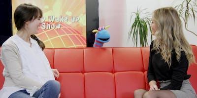Become A Children's TV Presenter Workshop with CBBC Director/Producer Helen Sheppard