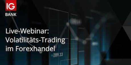 Volatilitäts-Trading im Forexhandel tickets