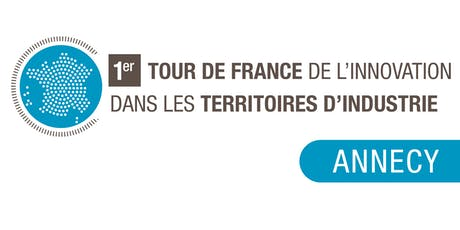 Tour de France de l'Innovation - Annecy billets
