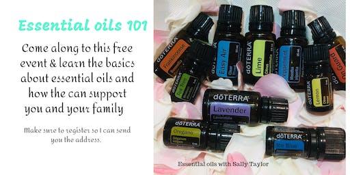 Oils 101 workshop