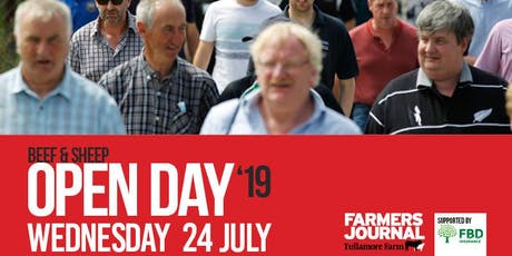 Tullamore Farm - Beef & Sheep Open Day 2019 tickets