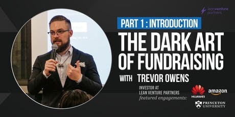 Introduction to Master Class: The Dark Art of Fundraising with Trevor Owens tickets