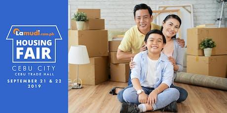 Lamudi Housing Fair: Cebu tickets