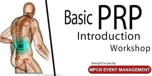 Basic PRP Introduction Workshop (19th)