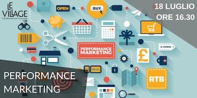 Workshop: Performance Marketing | Come massimizzare una campagna online?