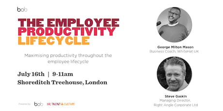 The Employee Productivity Lifecycle tickets