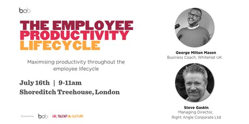 The Employee Productivity Lifecycle