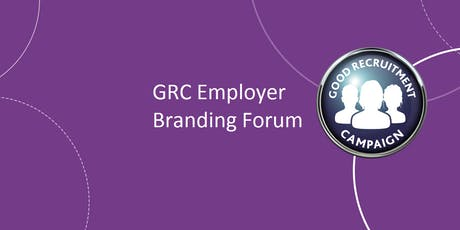 GRC Employer Brand Forum tickets