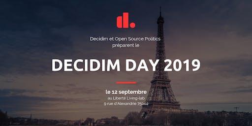 Decidim Day 2019