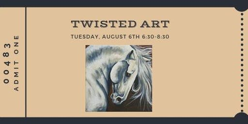 Twisted Art at Twisted Oaks