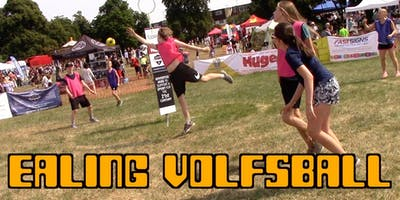 Volfsball in West London, Greatest New Sport of the 21st Century..