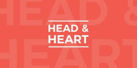 Head & Heart Workshop - Thursday, 15 August tickets