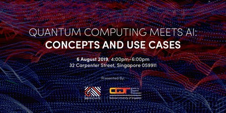 Quantum Computing Meets AI: Concepts and Use Cases tickets