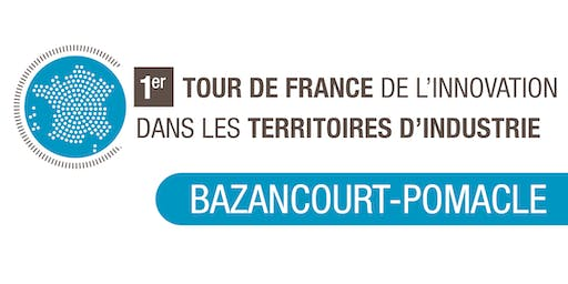 Tour de France de l'Innovation - Bazancourt-Pomacle