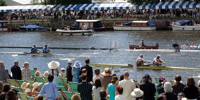 Henley Regatta Hospitality - The Riverside Enclosure Packages