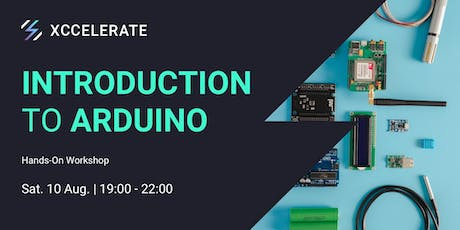 Introduction to Arduino tickets