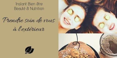 Instant bien-être Beauté & Nutrition  billets