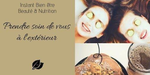 Instant bien-être Beauté & Nutrition