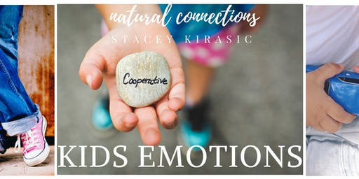 Kids Emotions - July School Holidays