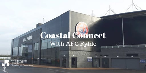 Coastal Connect with AFC Fylde