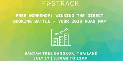 FREE BANGKOK WORKSHOP: Winning the Direct Booking