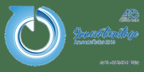 Innovationstage - AnwenderTreffen 2019 | 40 Jahre ORGA-SOFT tickets