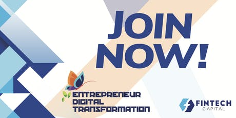 Entrepreneur Digital Transformation tickets