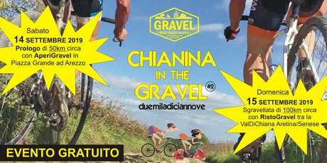 Chianina In The Gravel #2 biglietti