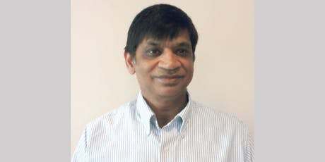 Special Guest Speaker: Prof Krishna Kant, Temple University, Philadelphia, USA tickets