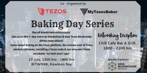 Tezos blockchain: Baking Day Series