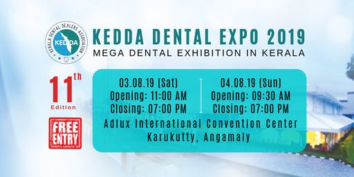 KEDDA Dental Expo 2019