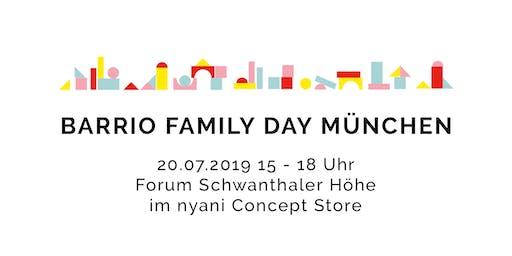 BARRIO Family Day München