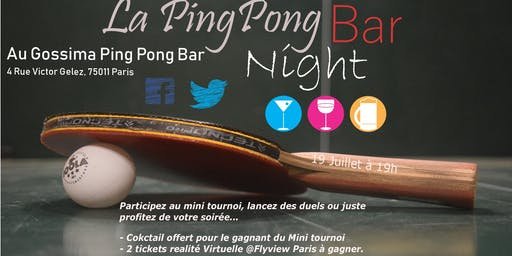 La PingPong I Bar Night