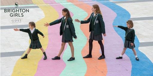 Brighton Girls Senior Open Doors