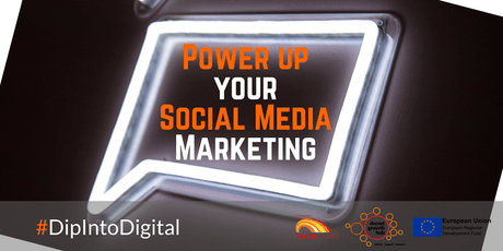 Power Up Your Social Media for Business - Intermediate - Wimborne - Dorset Growth Hub tickets