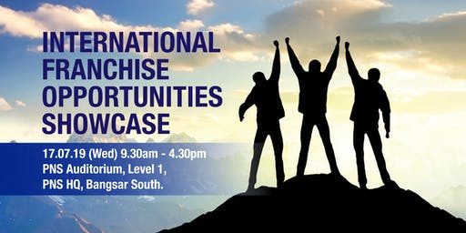 International Franchise Opportunities Showcase