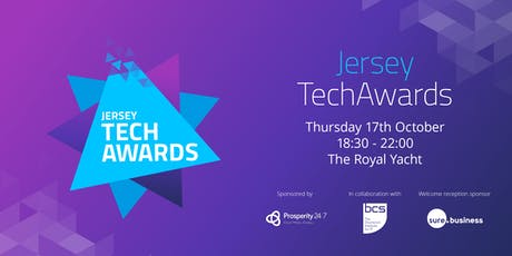 Jersey TechAwards 2019 tickets