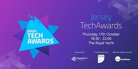 Jersey TechAwards 2019 tickets