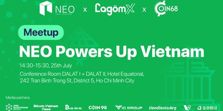 NEO Powers Up Vietnam 2019 tickets
