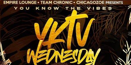 YKTV WEDNESDAYS  tickets