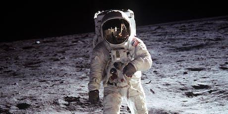 Celebrating 50 years of Apollo: Apollo 11 documentary screening + Dinner tickets